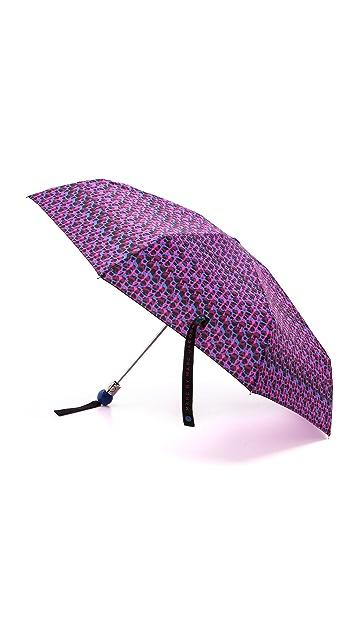 Marc by Marc Jacobs Isa Print Umbrella