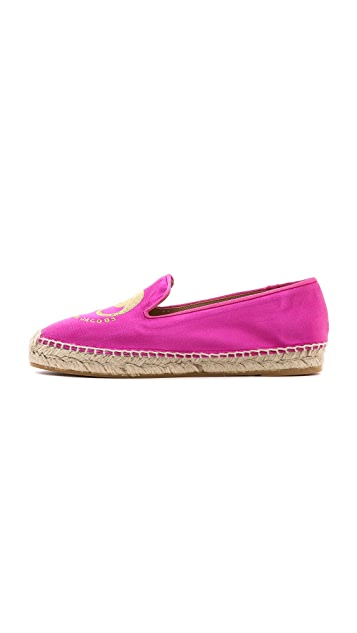 Marc by Marc Jacobs Sleeping Mouse Espadrilles