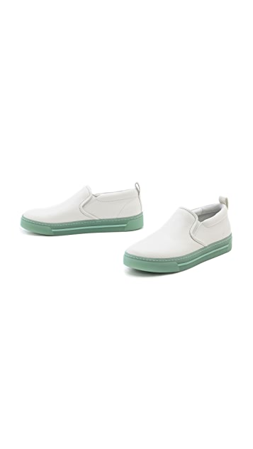 Marc by Marc Jacobs Slip On Sneakers
