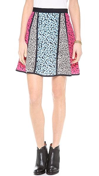 Marc by Marc Jacobs Bianca Print CDC Skirt