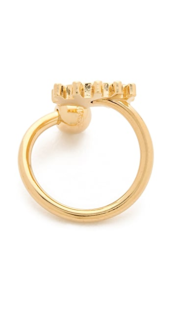 Marc by Marc Jacobs Eye Twist Ring