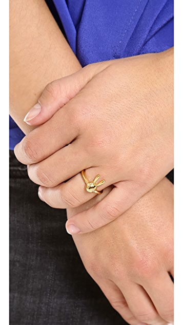 Marc by Marc Jacobs Bunny Ring