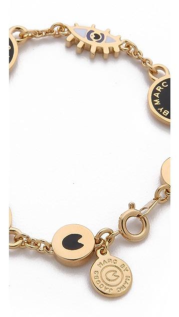 Marc by Marc Jacobs Evil Eye Medley Bracelet