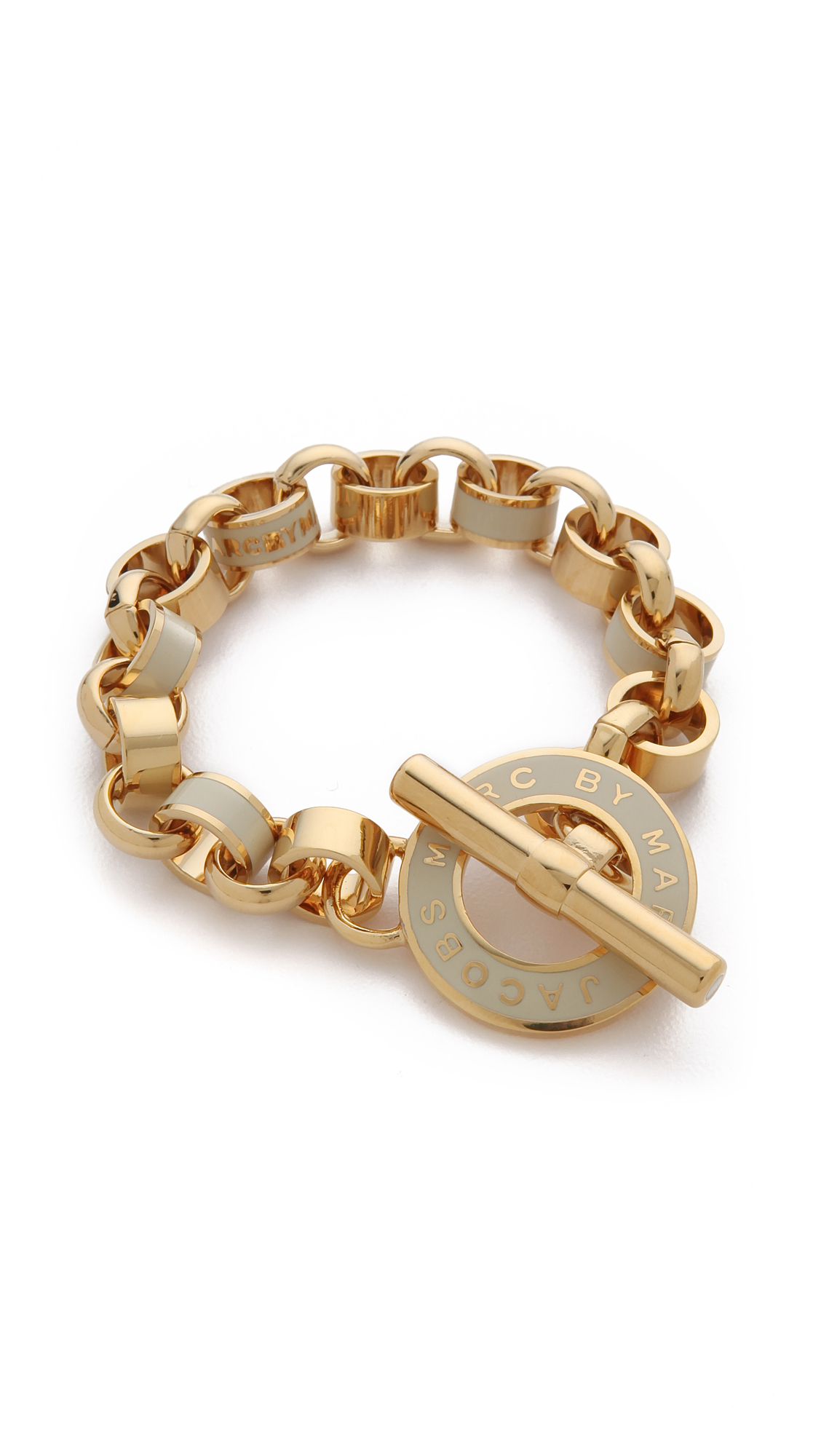 2a3b57902d Marc by Marc Jacobs Enamel Toggle Bracelet | SHOPBOP