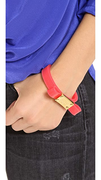 Marc by Marc Jacobs Jelly Bow Bangle Bracelet