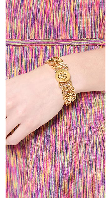 Marc by Marc Jacobs Large Skeleton Katie Bracelet
