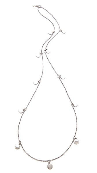 Marc by Marc Jacobs Long Charm Necklace