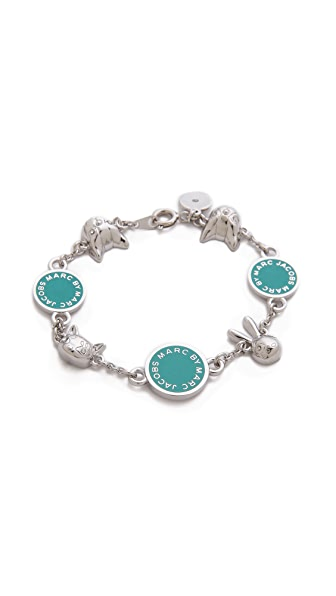 Marc by Marc Jacobs Animals Medley Bracelet