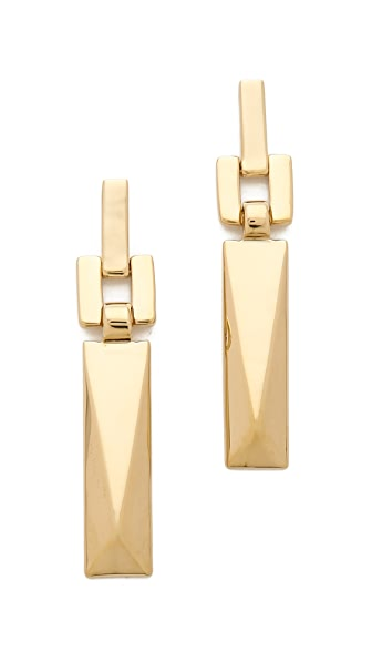 Marc by Marc Jacobs Link Drop Earrings