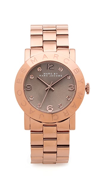 Beautiful rose gold Marc Jacobs watch
