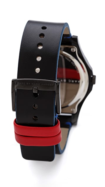 Marc by Marc Jacobs Special Editon Hattie Staps Watch