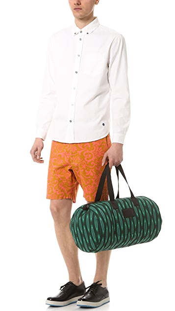 Marc by Marc Jacobs Malibu Print Cotton Shorts