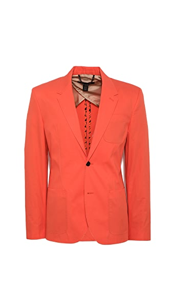 Marc by Marc Jacobs Harvey Twill Blazer