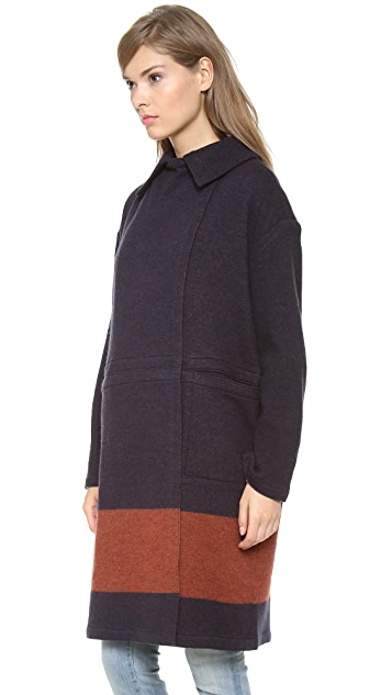 Marc by Marc Jacobs Sam Sweater Coat