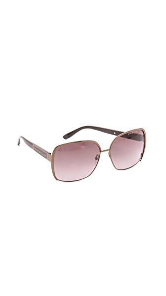 Marc by Marc Jacobs Oversized Glam Sunglasses