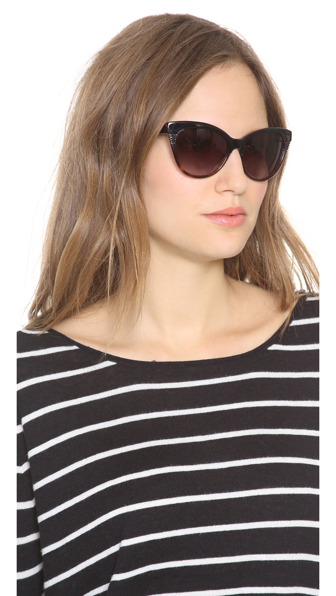 2ee46814d77c Marc by Marc Jacobs Cat Eye Sunglasses | SHOPBOP