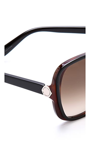 Marc by Marc Jacobs Classic Square Sunglasses