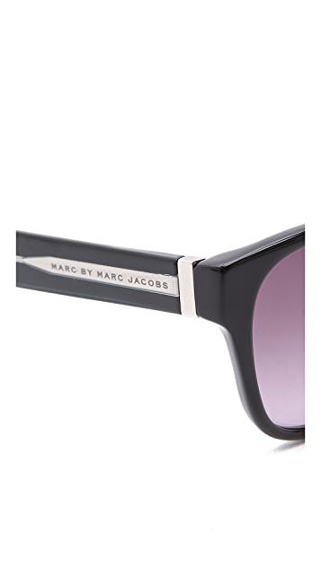 Marc by Marc Jacobs Classic Gradient Sunglasses