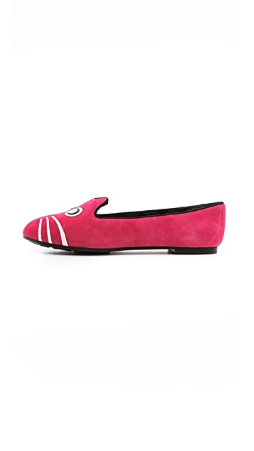 Marc by Marc Jacobs Friends of Mine Rue Cat Loafers