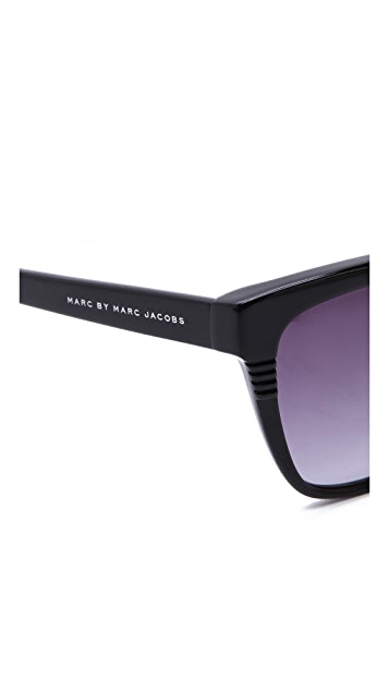 Marc by Marc Jacobs Slight Cat Eye Sunglasses