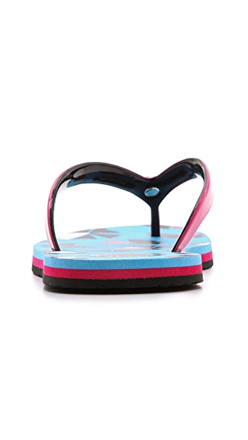 Marc by Marc Jacobs Jelly Flip Flops