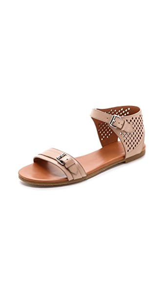 Marc by Marc Jacobs Little Diamonds Flat Sandals