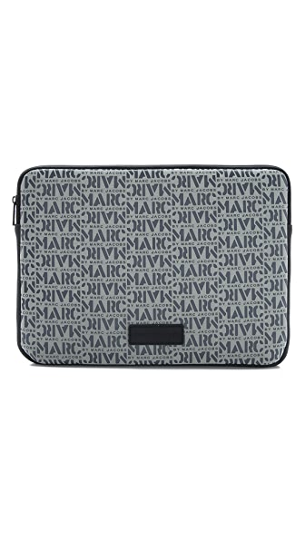 Marc by Marc Jacobs Logomania Computer Case