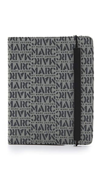 Marc by Marc Jacobs Logomania Tablet Book