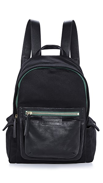 Marc by Marc Jacobs 2 Pock & Biggie Backpack with Pocket
