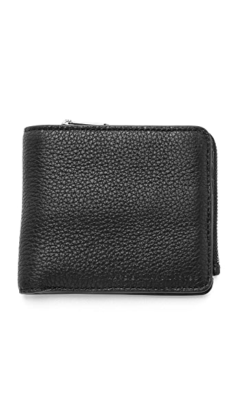 Marc by Marc Jacobs Classic Wallet with Coin Zip