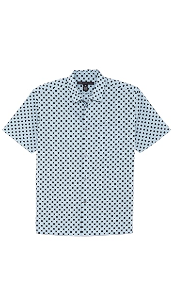 Marc by Marc Jacobs Squares Shirt