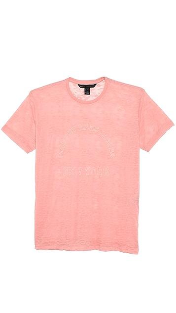 Marc by Marc Jacobs Crest T-Shirt