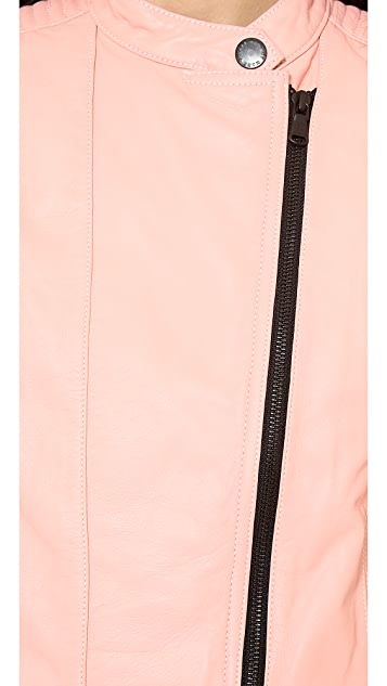 Marc by Marc Jacobs Karlie Leather Jacket