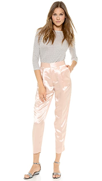 Marc by Marc Jacobs Cosmo Satin Pants