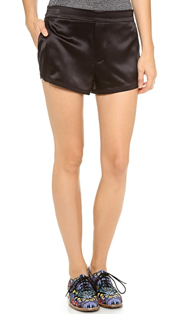 Marc by Marc Jacobs Julee Crepe Shorts