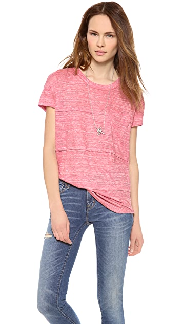 Marc by Marc Jacobs Eloise Ombre Tee