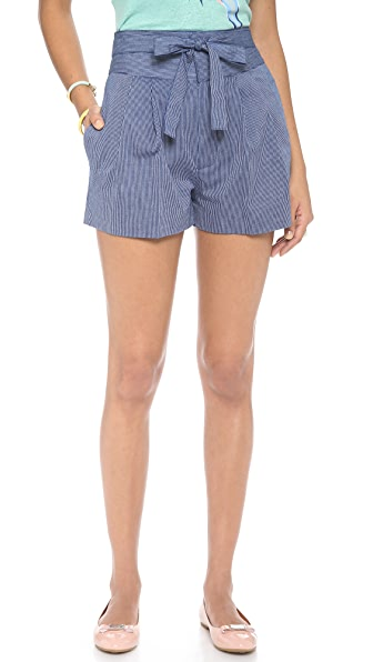 Marc by Marc Jacobs Jamie Striped Shorts