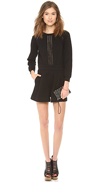 Marc by Marc Jacobs Demi Jacquard Romper