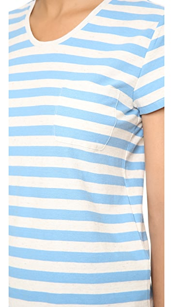 Marc by Marc Jacobs Pam Stripe Tee
