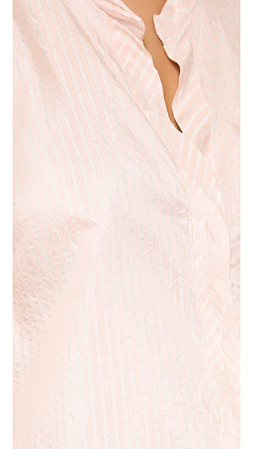 Marc by Marc Jacobs Sleeveless Stripe Shirting