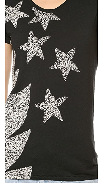 Marc by Marc Jacobs Cosmic Cluster Tee