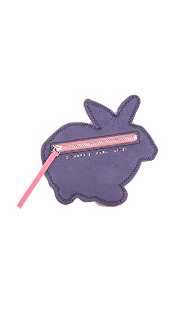 Marc by Marc Jacobs Rabbit Coin Pouch