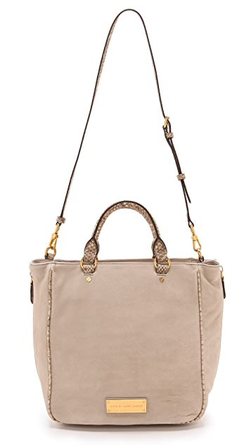 Marc by Marc Jacobs Washed Up Novelty Tote