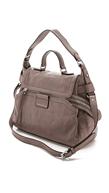Marc by Marc Jacobs Moto Satchel