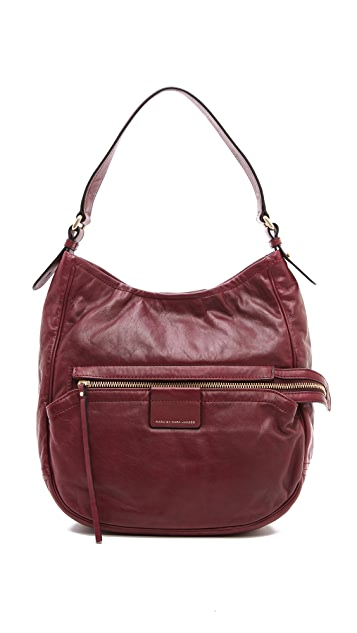 Marc by Marc Jacobs Moto Hobo