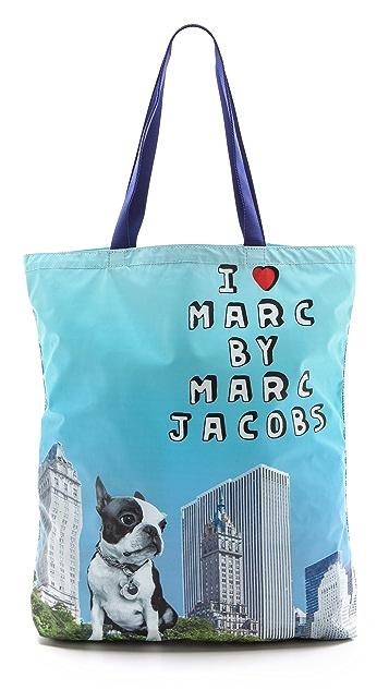 Marc by Marc Jacobs Pickles Paris Tote