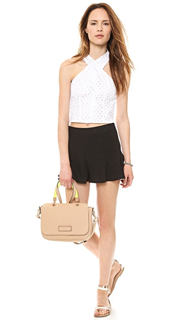 Marc by Marc Jacobs Too Hot To Handle Novelty Small Top Handle