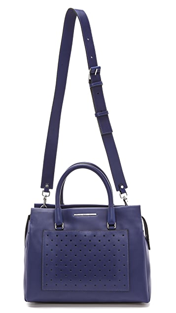 Marc by Marc Jacobs Know When to Fold'em Jina Satchel