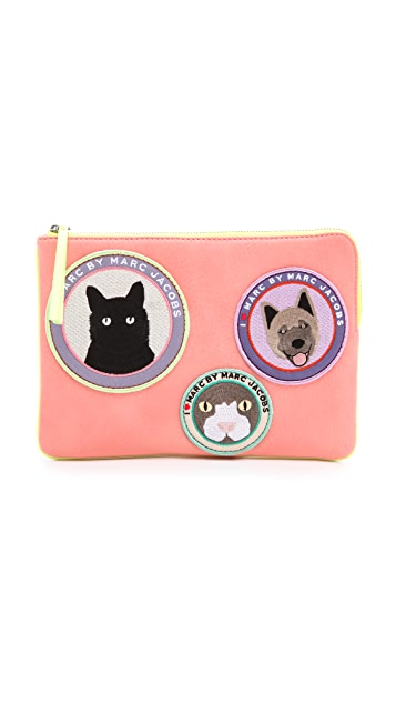 Marc by Marc Jacobs Rue & Friends Sleeve