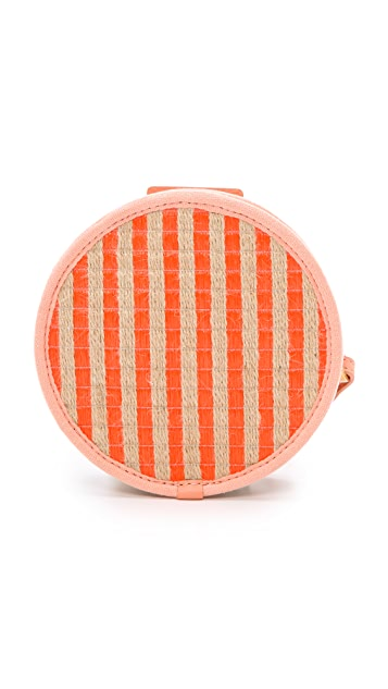 Marc by Marc Jacobs Isle de Sea Cosmetic Pouch